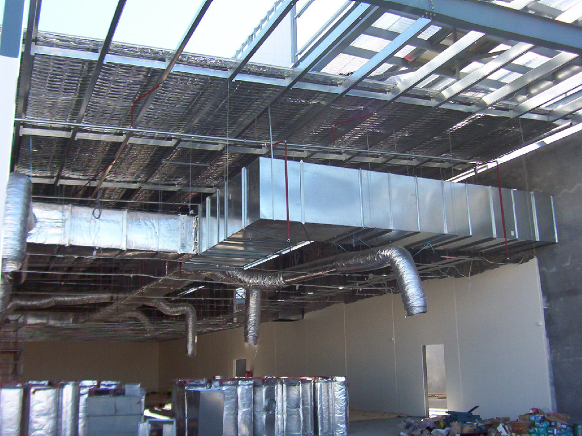 Ductwork weatherfoil pty ltd